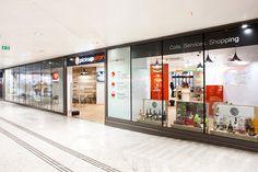 Pickupstore retail design