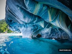 chile marble caves rio tranquillo