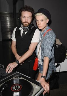 Danny Masterson and Agyness Deyn Pictures, Style, Scenes, Photo, Picture Photo, Agyness Deyn, Fashion, Masterson, Talk Show