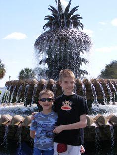 Charleston, SC ~ Waterfront Park