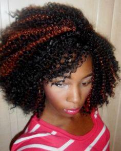 Crochet Braids With Kanekalon Hair | Crochet Braids