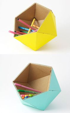 No instructions, but should be easy enough to figure out. Totes gonna make it for my classroom someday.