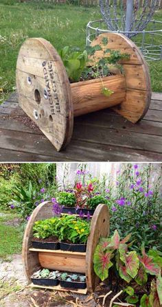 Here Are 20 Truly Cool DIY Garden Bed and Planter Ideas. Take a look at the round up below and enjoy! Here Are 20 Truly Cool DIY Garden Bed and Planter Ideas. Take a look at the round up below and enjoy! Diy Garden Bed, Diy Garden Projects, Raised Garden Beds, Outdoor Projects, Dyi Garden Ideas, Raised Planter, Fence Ideas, Garden Tips, Raised Beds