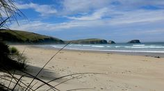 Tautuku Beach in Catlins