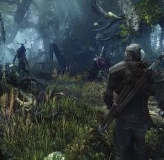 The Witcher 3 Technical Specs