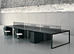 Modular workstation / for open plan MH by Fransecs Rifé New Bordonabe