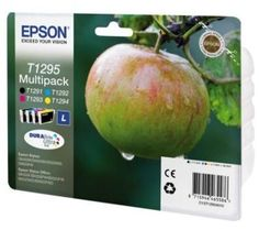 This Epson multipack contains: 1 x black 1 x cyan 1 x magenta 1 x yellow Epson Original Multi Pack will EXCEED YOUR VISION for only available at InkCartridgesIreland Stylus, Cyan Magenta, Ink Toner, Black Ink Cartridge, Epson Ink, Resin Coating, Inkjet Printer, Toner Cartridge, Smudging