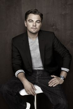 """""""I don't think I ever expected anything like an Oscar ever, to tell you the truth. That is not my motivation when I do these roles. I really am motivated by being able to work with great people and create a body of work that I can look back and be proud of."""" —Leonardo DiCaprio"""