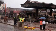Explosión de gasolinera en Accra dejó seis muertos y 35 heridos