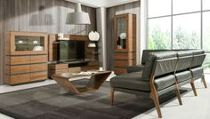 Zebra Home Concept - skin and wood - beauty of nature. Designed by Klose #livingroom #WoodenFurniture #KloseFurniture #interior