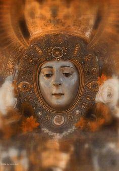 Virgen del Rocio  Almonte Huelva  Spain