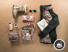 Realtree Girl Camo Collection #Realtreegirl #Realtreelife