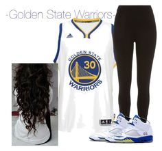 Golden State Warriors game | Polyvore | Pinterest | Seasons The ou0026#39;jays and Warriors game