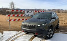The Road's Never Closed with a 2019 Jeep Cherokee Elite from GoFatherhood® Auto Jeep, Jeep Suv, Cars Auto, Jeep Trailhawk, Jeep Cherokee Trailhawk, Auto Reviews, Jeep Cherokee Limited, 4x4, Trucks