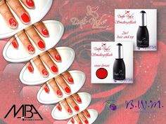 by Aniko Vörös Doctor Nails MBA  http://www.shop.bwm-swiss.ch/de/