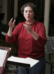 Peggy Bonner | Affiliate Instructor - Percussion