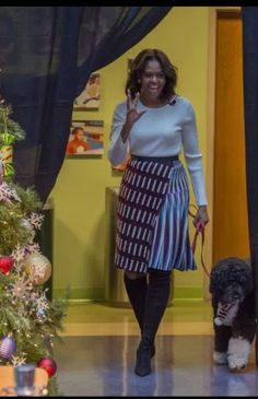#FirstLady #FLOTUS Of The United States Of America #Michelle Obama