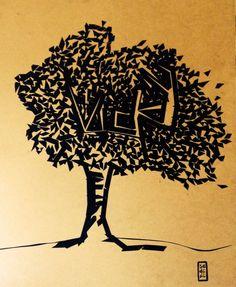 Vicky's tree
