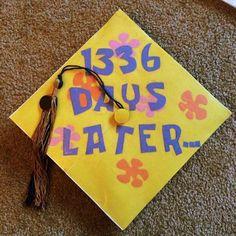 The best graduation cap idea ever....