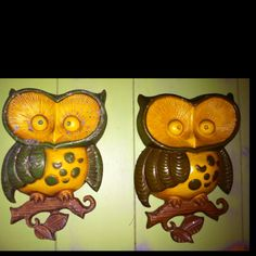 70's owls!