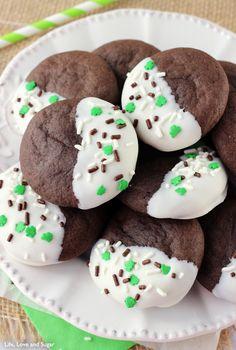 Baileys Chocolate Cookies