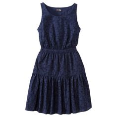 This dress by The Webster at Target has a keyhole back. Want.