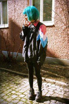 Grunge Fashion Music Magik