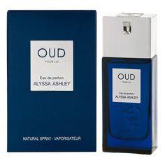 Alyssa Ashley Oud Pour Lui Eau De Parfum Vaporisateur 30ml