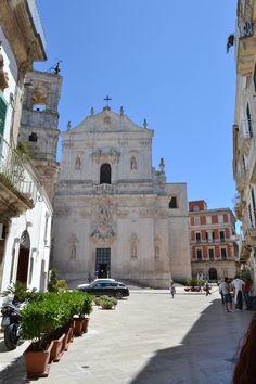 @Martina Franca - Basilica di San Martino _ Centro storico