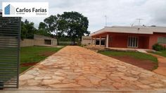Chácara para Venda - Cidade Ocidental / GO no bairro JARDIM ABC-GO. ( DF-140 PRÓXIMO DE BRASILIA-DF), 3 dormitórios, 3 banheiros, 1 suíte, 3 garagens, área total 600, área construída 600