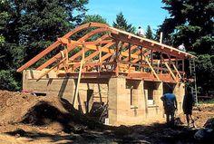 phillip van horn design - rammed earth house