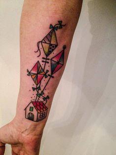 #tattoofriday - Amanda Toy