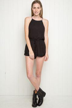 Brandy ♥ Melville | Alexandra Romper - Rompers - Clothing