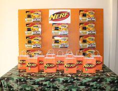 "Nerf / Birthday ""Nerf War Party"" | Catch My Party"