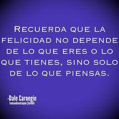 -Dale Carnegie