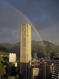 Colpatria Tower,Bogota