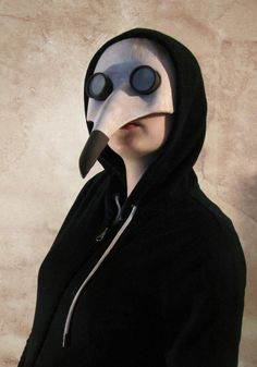 Plague doctor masque Instructable