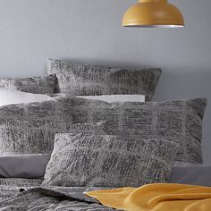 Mineral Duvet Set Bed Duvet Covers, Duvet Sets, Duvet Cover Sets, Grey Bedroom Decor, Grey Bedding, Comforters, Minerals, Pillow Cases, Throw Pillows