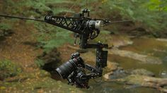 Speed Line cable cam & DJI Ronin