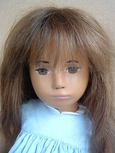 Sasha Studio doll created by Swiss doll-maker Sasha Morgenthaler. C111 head type made in 1966.
