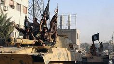A US teen wanted to join the Islamic State of Iraq and the Levant, pictured here in Raqqa, Syria.