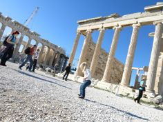 Visit ATHENS! Take your kids with you.