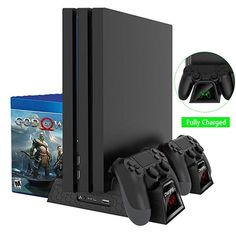 Video Game Accessories Video Games & Consoles Realistic Sony Ps4 Playstation 4 Slim Skin Sticker Screen Protector Set France Motif