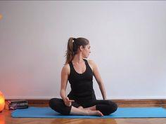 Boyun ağrılarına yogayla çözüm