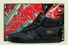 adidas Snowboarding x Capita Snowboards x Kazu Kokubo - EU Kicks: Sneaker Magazine