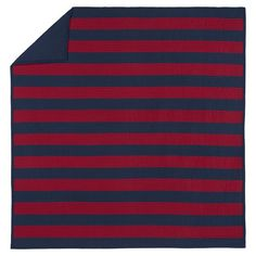 Rugby Stripe Quilt   | PBteen