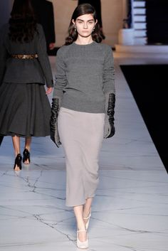 Rochas Fall 2013 Ready-to-Wear Fashion Show Collection