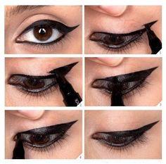 5 Geheimnisse der richtigen Eyeliner von Mode Make up Künstler   Mode