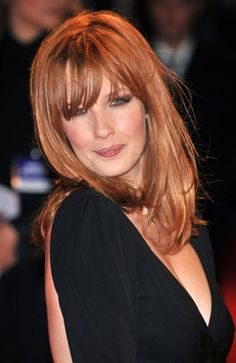 Kelly Reilly Orson Welles Premiere London Nov