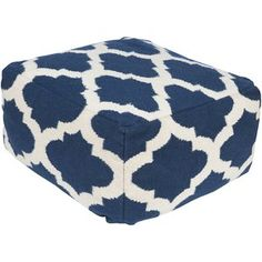 How can I buy Zahara Lavish Lattice Pouf Ottoman